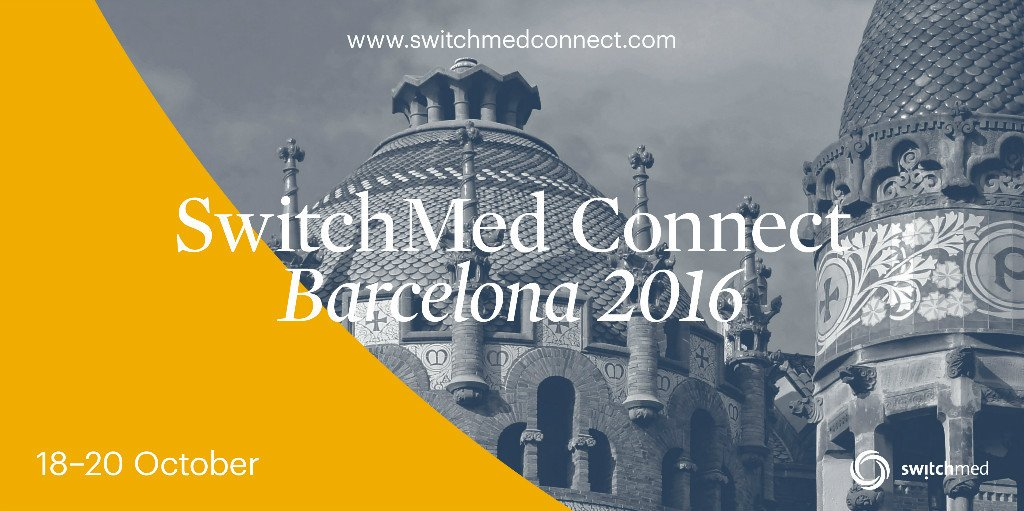 SEED shares experiences at the SwitchMed Connect Conference on 19th and 20th October in Barcelona